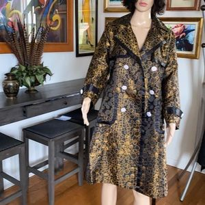 New: Jerry T Spring Coat